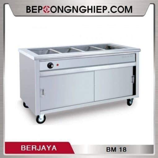 ban giu nong do an Berjaya BM 18