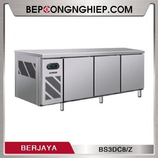 ban mat 3 canh inox Berjaya BS3DC8Z