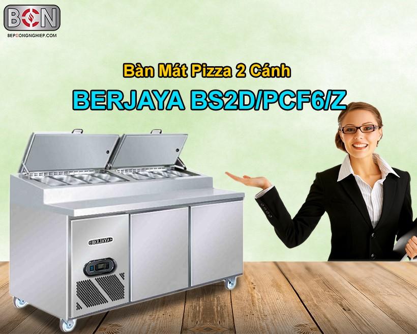 bàn mát pizza 2 cánh Berjaya New 1