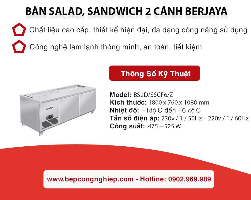 ban salad sandwich 2 canh berjaya banner 1
