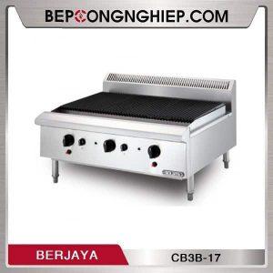 Bếp Nướng 3 Họng Dùng Gas Berjaya