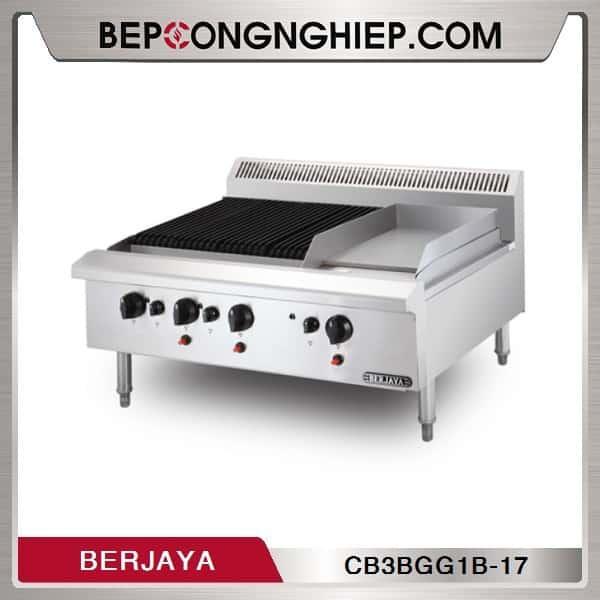 Bếp Nướng Nhân Tạo Và Rán Phẳng Berjaya