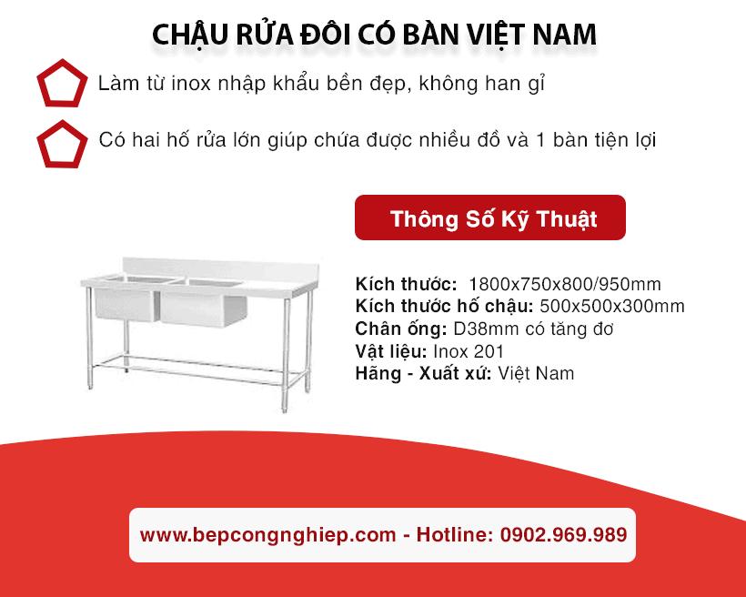 chau rua doi co ban viet nam banner 1