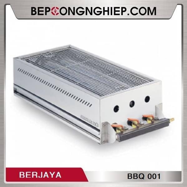 Bếp Nướng BBQ Dùng Gas Berjaya