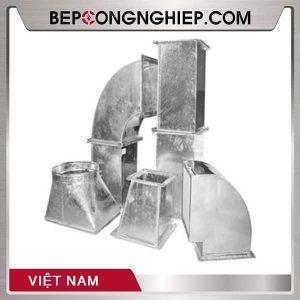 Hệ Thống Ống Thoát Khói Việt Nam