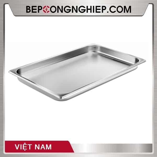 Khay Inox Chữ Nhật Việt Nam