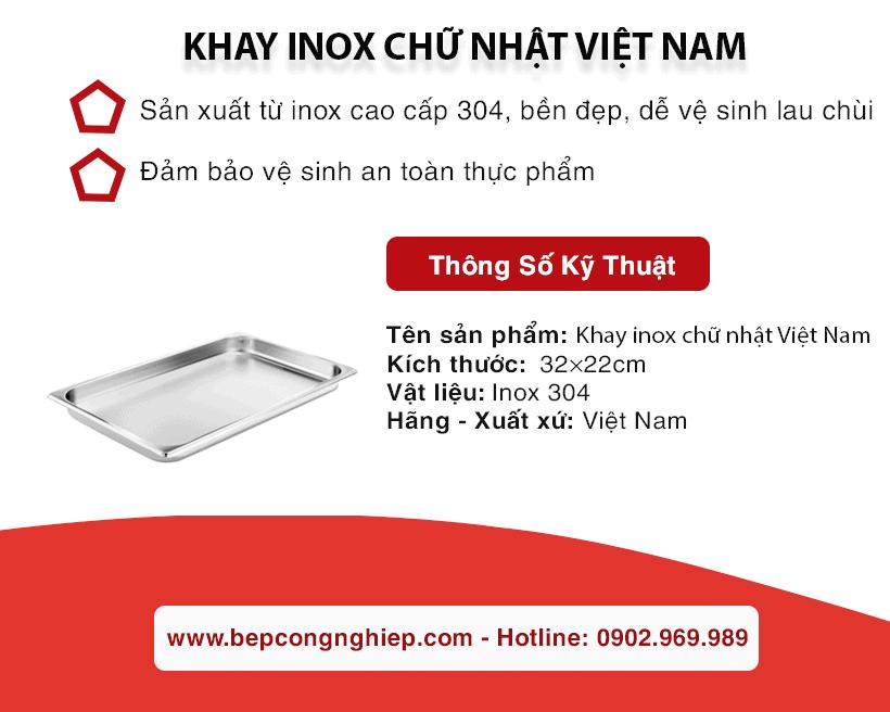 khay inox chu nhat viet nam banner 1
