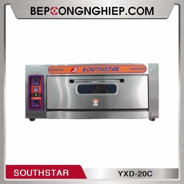 Lò Nướng Bánh 1 Tầng 2 Khay Dùng Điện Southstar YXD-20C