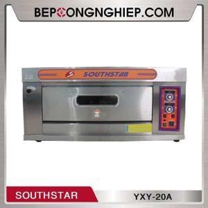 Lò Nướng Bánh 1 Tầng 2 Khay Dùng Gas Southstar YXY-20A