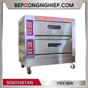 Lò Nướng Bánh 2 Tầng 4 Khay Dùng Gas Southstar YXY-40A