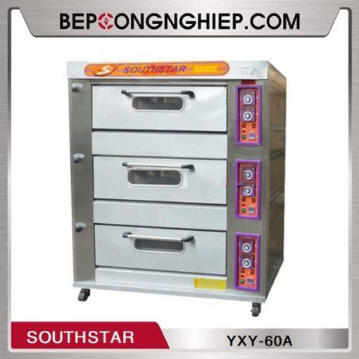 lo-nuong-banh-3-tang-6-khay-dung-gas-southstar-YXY-60A