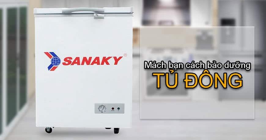 mách bạn bảo dưỡng tủ đông đơn giản hiệu quả