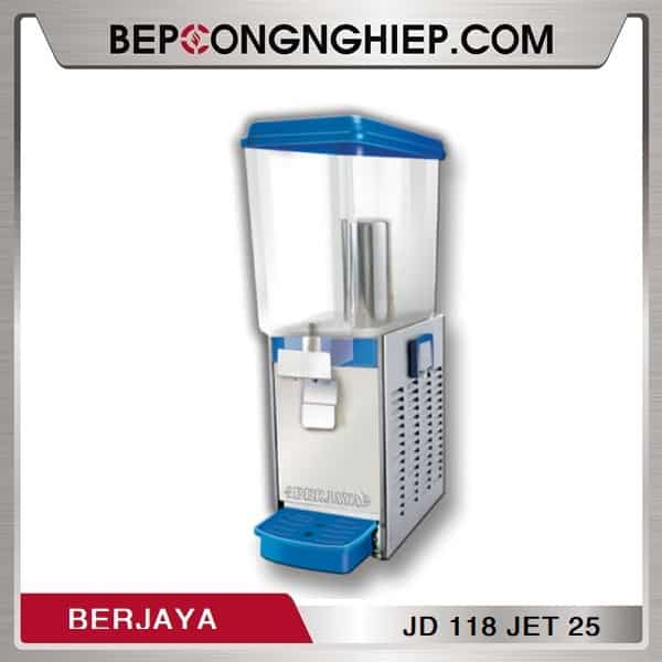 Máy Giữ Lạnh Nước Trái Cây 1 Bình Berjaya