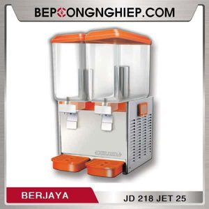 Máy Giữ Lạnh Nước Trái Cây 2 Bình Berjaya