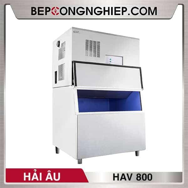 Máy Làm Đá Vảy Hải Âu HAV 800