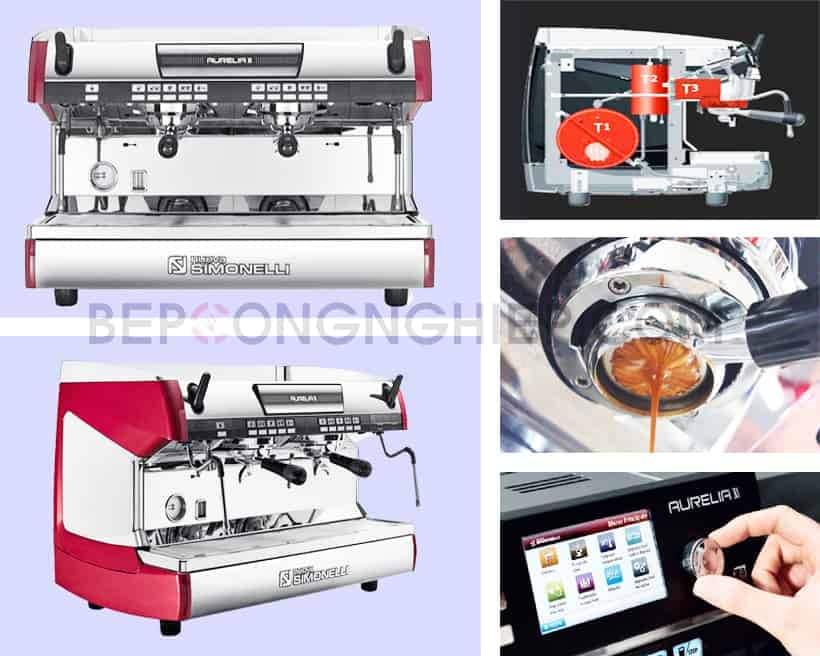 may pha cafe nuova simonelli aurelia ii 2 group volumetric 1