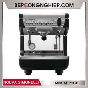 Máy Pha Cafe Truyền Thống Appia II 1 Group Volumetric Nouva Simonelli