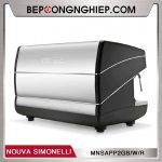 may pha cafe truyen thong appia ii 2 group volumetric nouva simonelli black 600px