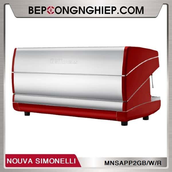 may pha cafe truyen thong appia ii 2 group volumetric nouva simonelli red 600px