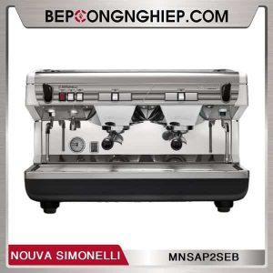 Máy Pha Cafe Truyền Thống Appia II 2 Groups Semi Nouva Simonelli