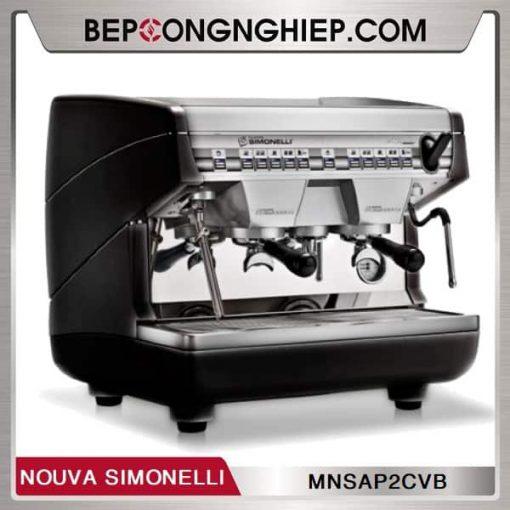 may-pha-cafe-truyen-thong-appia-ii-compact-2-groups-volumetric-nouva-simonelli-black