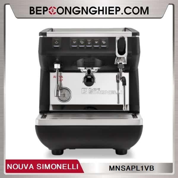 Máy Pha Cafe Truyền Thống Appia Life 1 Group Volumetric Nouva Simonelli