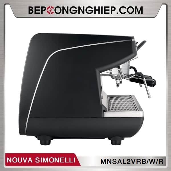 Máy Pha Cafe Truyền Thống Appia Life 2 Groups Volumetric Nouva Simonelli