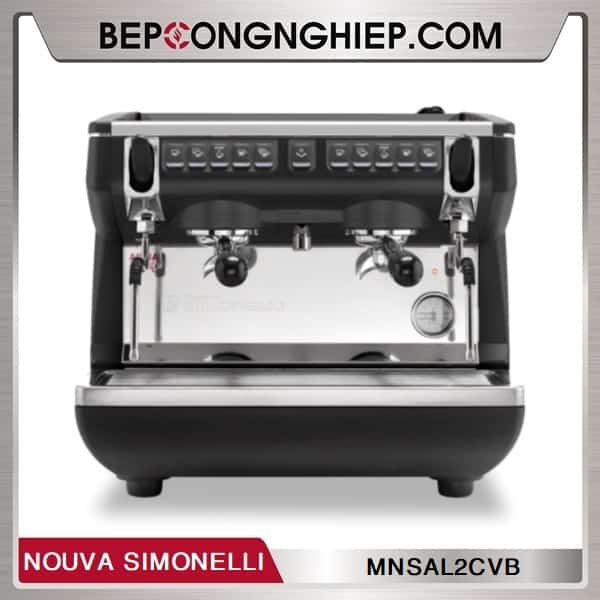 Máy Pha Cafe Truyền Thống Appia Life Compact Volumetric Nouva Simonelli