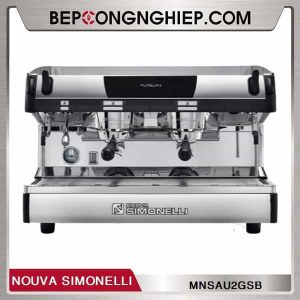 Máy Pha Cafe Truyền Thống Aurelia II 2 Group Semi-Automatic Nouva Simonelli