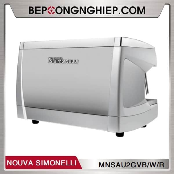 Máy Pha Cafe Truyền Thống Aurelia II 2 Group Volumetric Nouva Simonelli