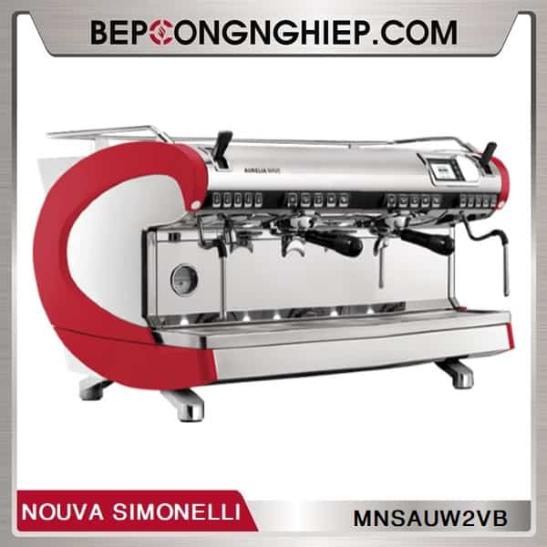 Máy Pha Cafe Truyền Thống Aurelia Wave 2 Group Nouva Simonelli