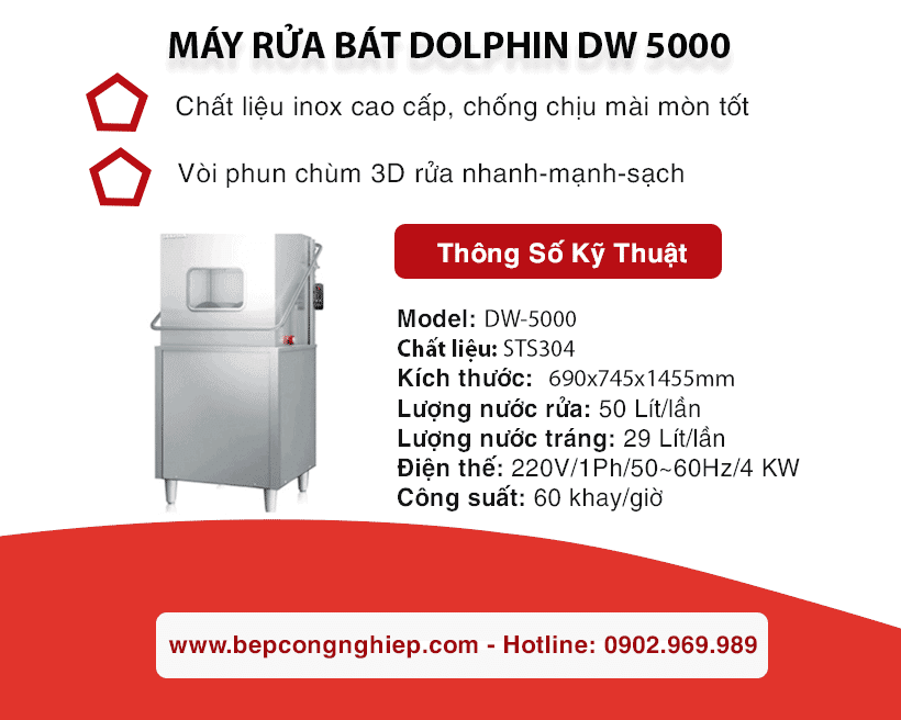 may rua bat dolphin dw 5000 banner 2