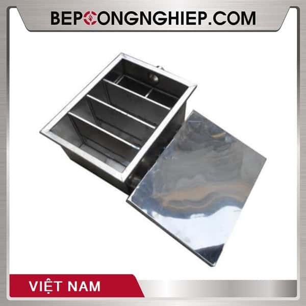 Thiết Bị Bẫy Mỡ Inox Việt Nam