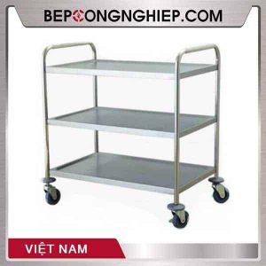 Xe Đẩy 3 Tầng Việt Nam