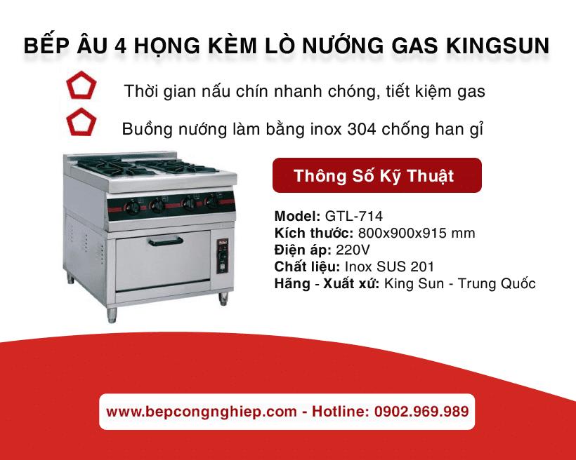 bep au 4 hong kem lo nuong gas kingsun banner 1