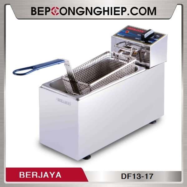Bếp Chiên Nhúng Đơn Dùng Điện Berjaya DF13-17