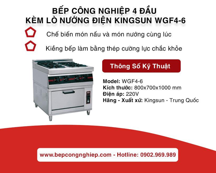 bep cong nghiep 4 dau kem lo nuong dien wgf4 6 banner 1