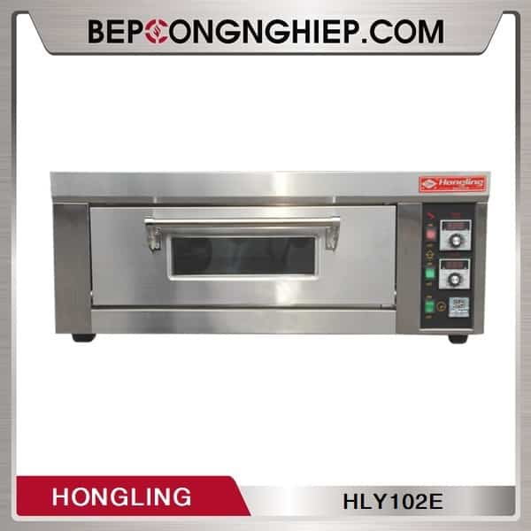 Lò Nướng 1 Ngăn 2 Mâm Hongling HLY102E