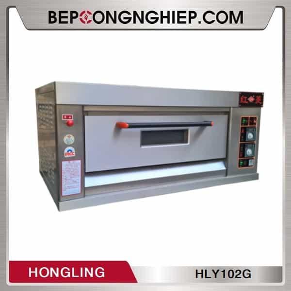 Lò Nướng 1 Ngăn 2 Mâm Hongling HLY102G