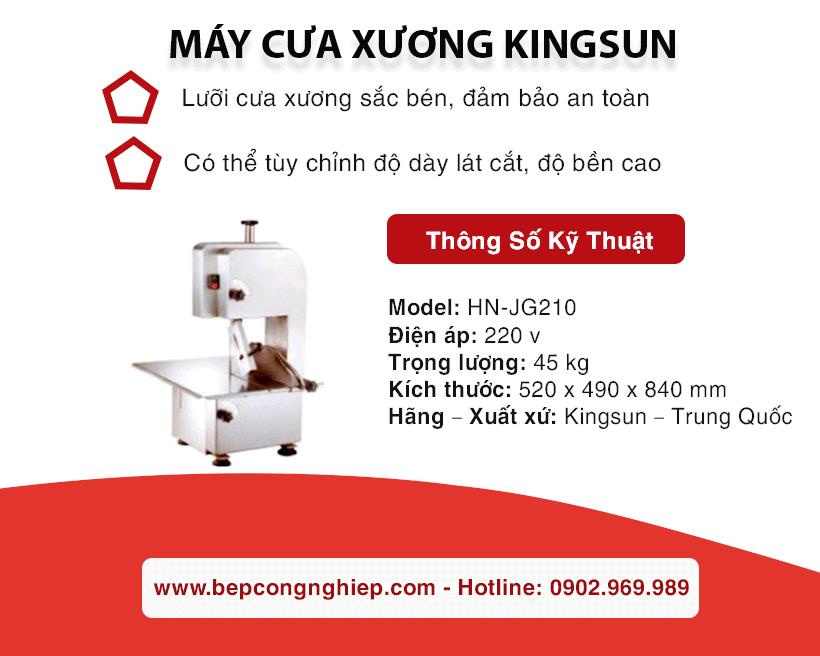 may cua xuong kingsun banner 1