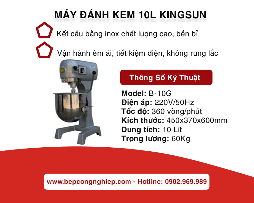 may danh kem 10l kingsun banner 1