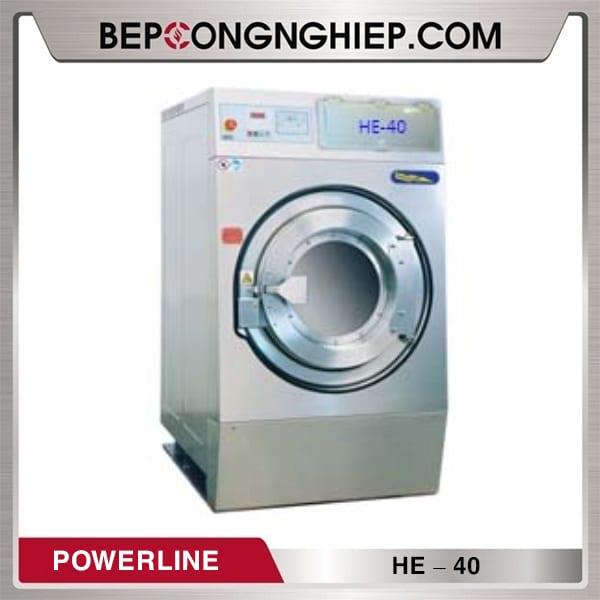 Máy Giặt Công Nghiệp Powerline HE-40