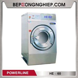 Máy Giặt Công Nghiệp Powerline HE-60