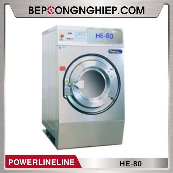 Máy Giặt Công Nghiệp Powerline HE-80