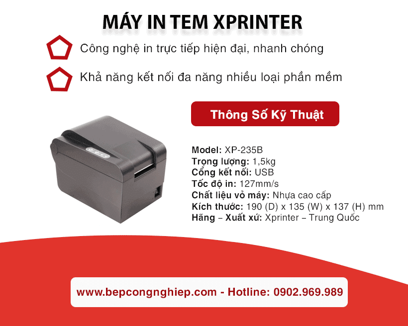 may in tem xprinter banner 1
