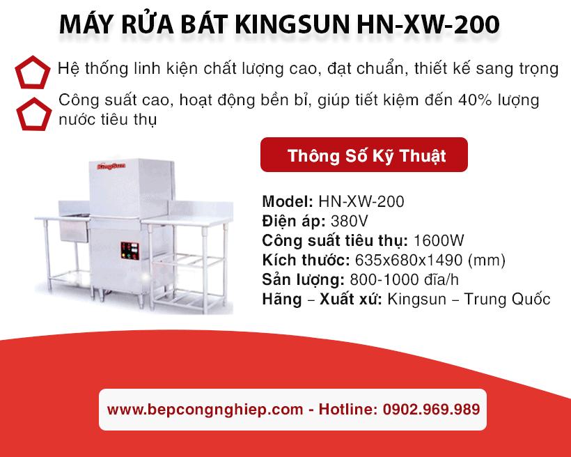may rua bat kingsun hn xw 200 banner 1