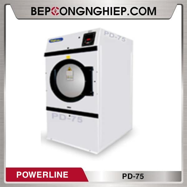 Máy Sấy Công Nghiệp Powerline PD-75