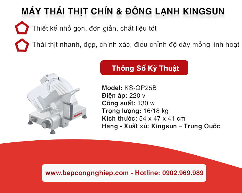 may thai thit chin dong lanh kingsun banner 1