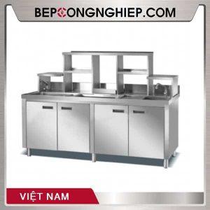 Quầy Pha Chế Inox Việt Nam