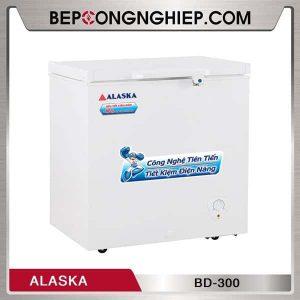 Tủ Đông 1 Cửa Dạng Nằm 300L Alaska